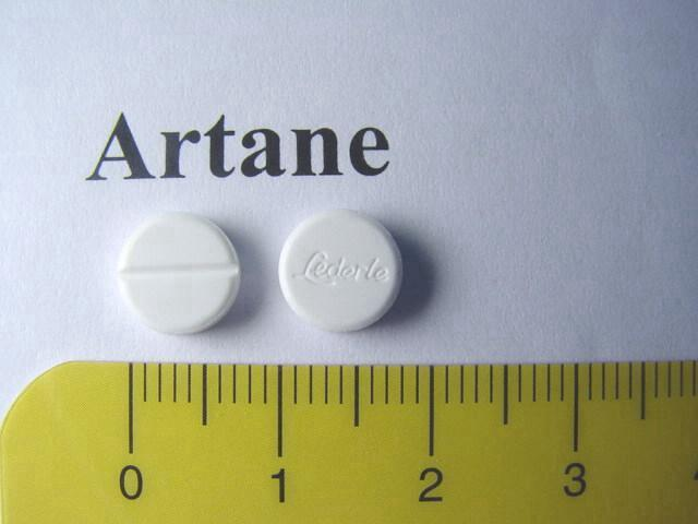 Artane Patient Information Description Dosage And