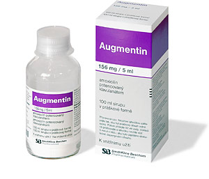 Alcohol augmentin and consumption