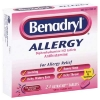 Benadryl Allergy Ultratabs