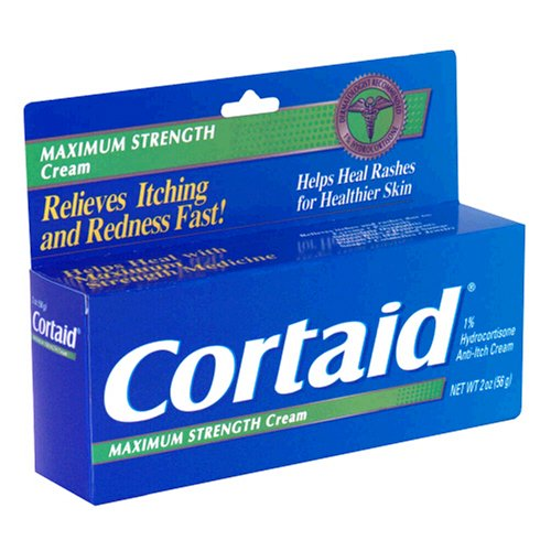 topical anti-itch medications or medication with corticosteroids