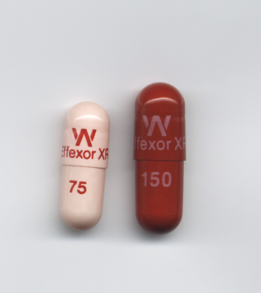 venlafaxine with alcohol