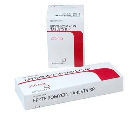 500mg erythromycin adults dosage