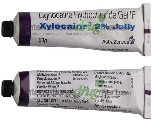 how do you test for lidocaine allergy
