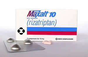 What is maxalt used to treat