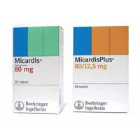 Micardis uq medication side effects
