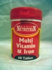 multivitamin with iron