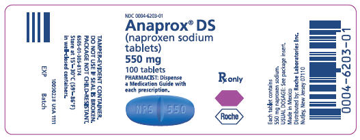 Anaprox Ds