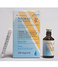 Neoral Solution - patient information, description, dosage