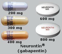 gabapentin prolonged use