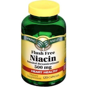 What are niacin pills used for