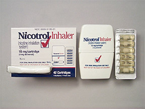 Nicotrol Nicotine Patch