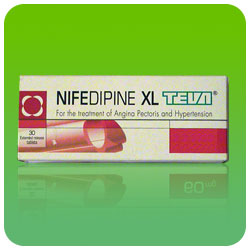 Nifedipine - patient information, description, dosage and