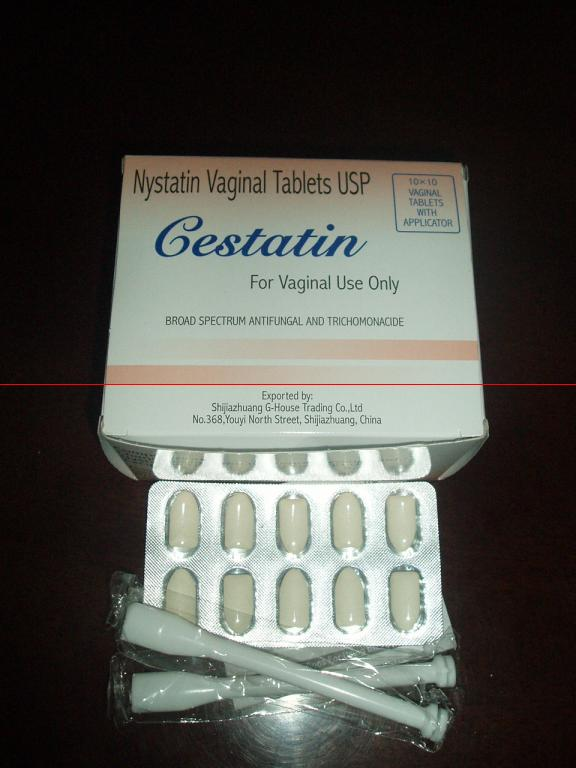what is nystatin ointment used for