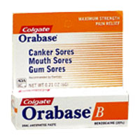 Orabase-B - patient information, description, dosage and ...