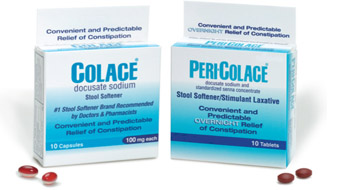Peri Colace Patient Information Description Dosage And
