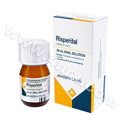 Risperidone For Anxiety