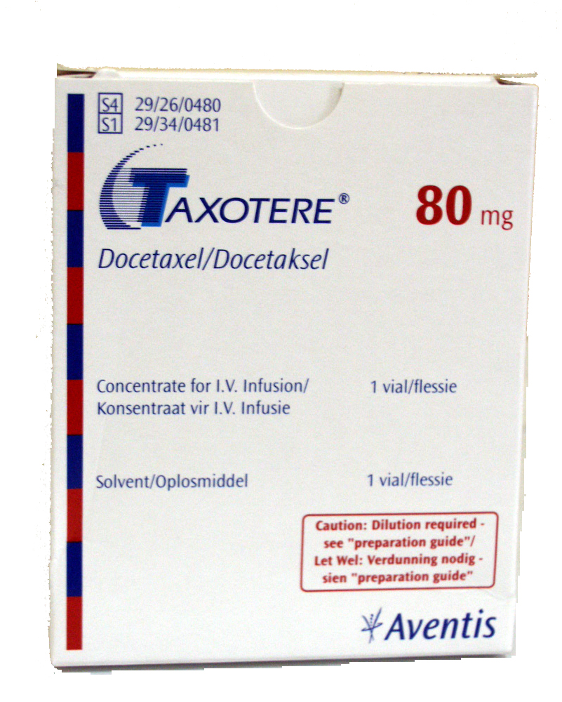Taxotere Patient Information Description Dosage And