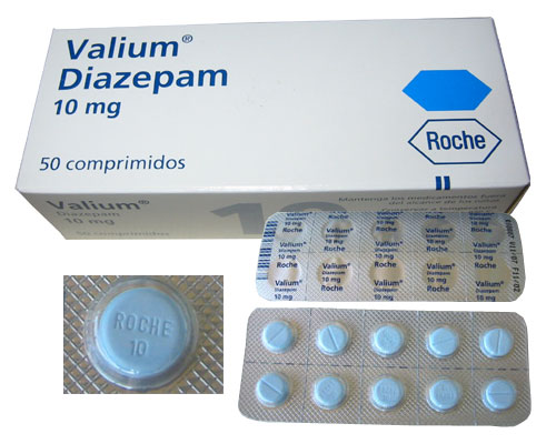 normal valium dosages prescription