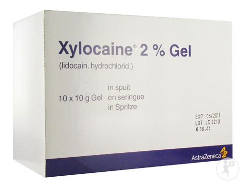 xylocaine jelly dosage