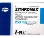 What Is Zithromax Pak 250 Tab