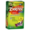 Zyrtec Chewable Tablets