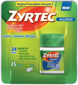 Zyrtec D Patient Information Description Dosage And