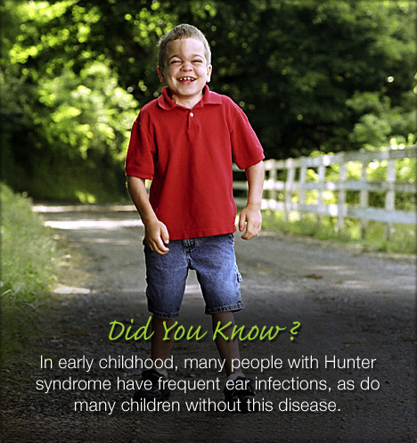 hunter syndrome Summary: a 10-year-old boy with a known history of hunter syndrome and a history of spastic quadriplegia presented with worsening paresthesias and dysesth.